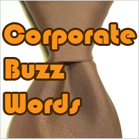 Typing Practice: Corporate Buzzwords